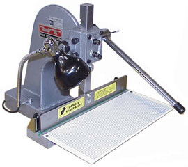 Narrow Web Flexo Plate Cutter